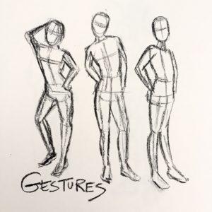 Gesturesquare